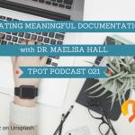 meaningful documentation