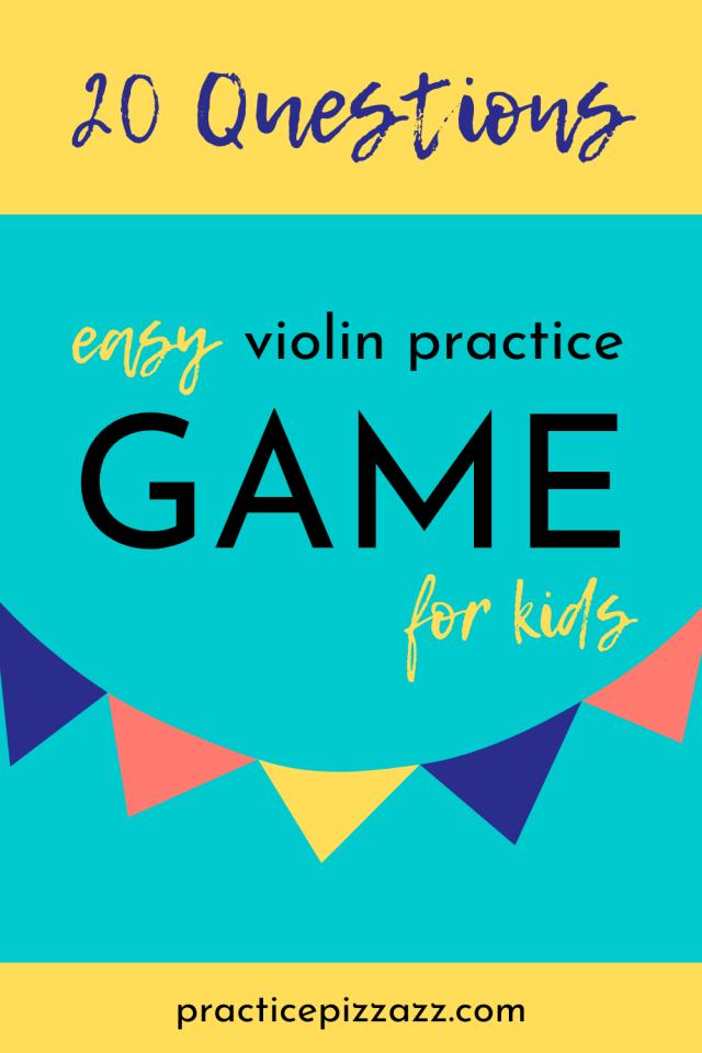 violin practice games