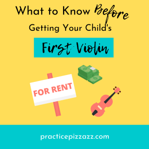 rent or buy a violin