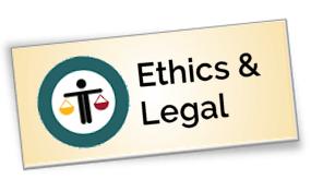 button - ethics & Legal courses