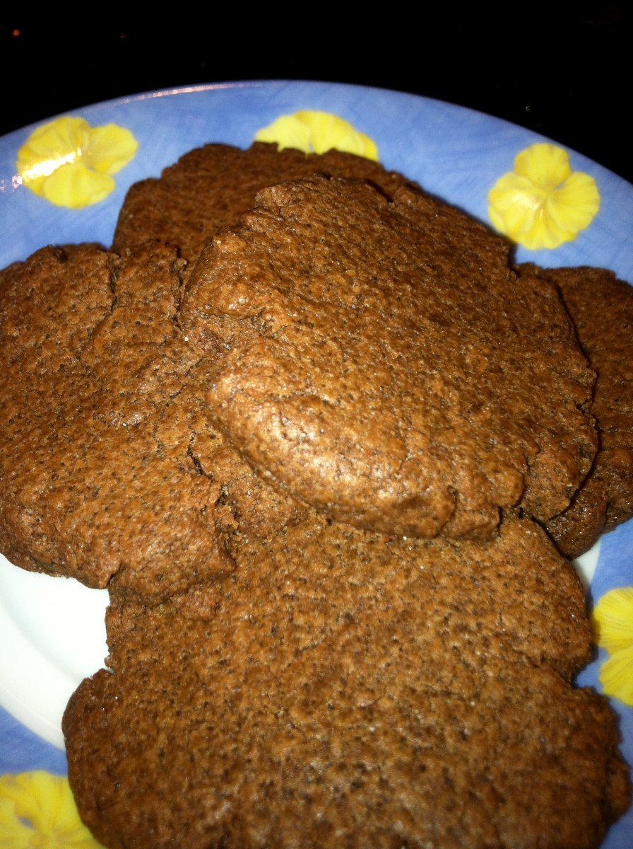 Nutella Cookies  Must Nut Be My Thing  Practice What You