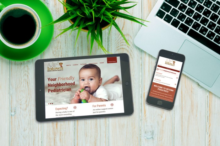 pediatrician internet marketing