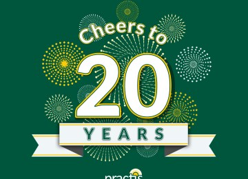 Cheers to 20 Years Image