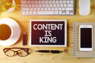 medical content is king