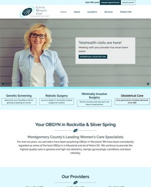 obgyn website