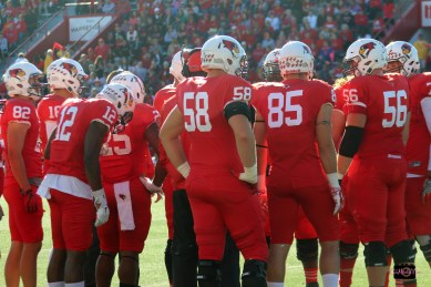 Illinois State University Redbird Athletics Homecoming 2016