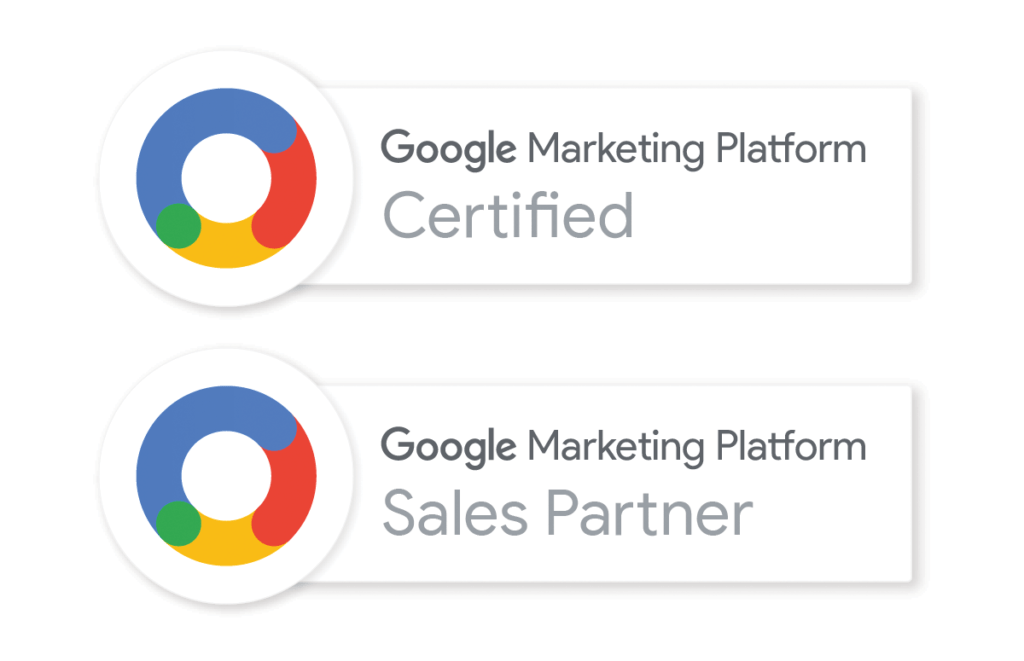 Google Marketing Platform Badges