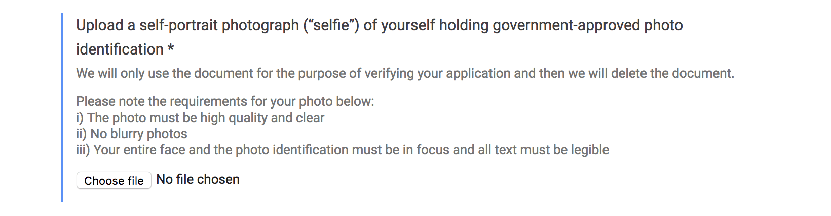 self-portrait photograph for Google Knowledge Panel Verification