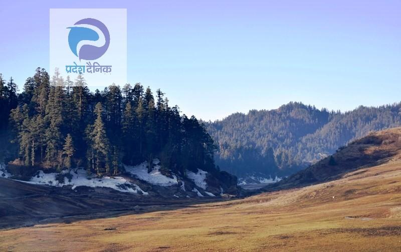 हिउँले लपक्कै ढाक्दा  खप्तड क्षेत्र यस्तो सुन्दरतामा  (फोटो फिचर)
