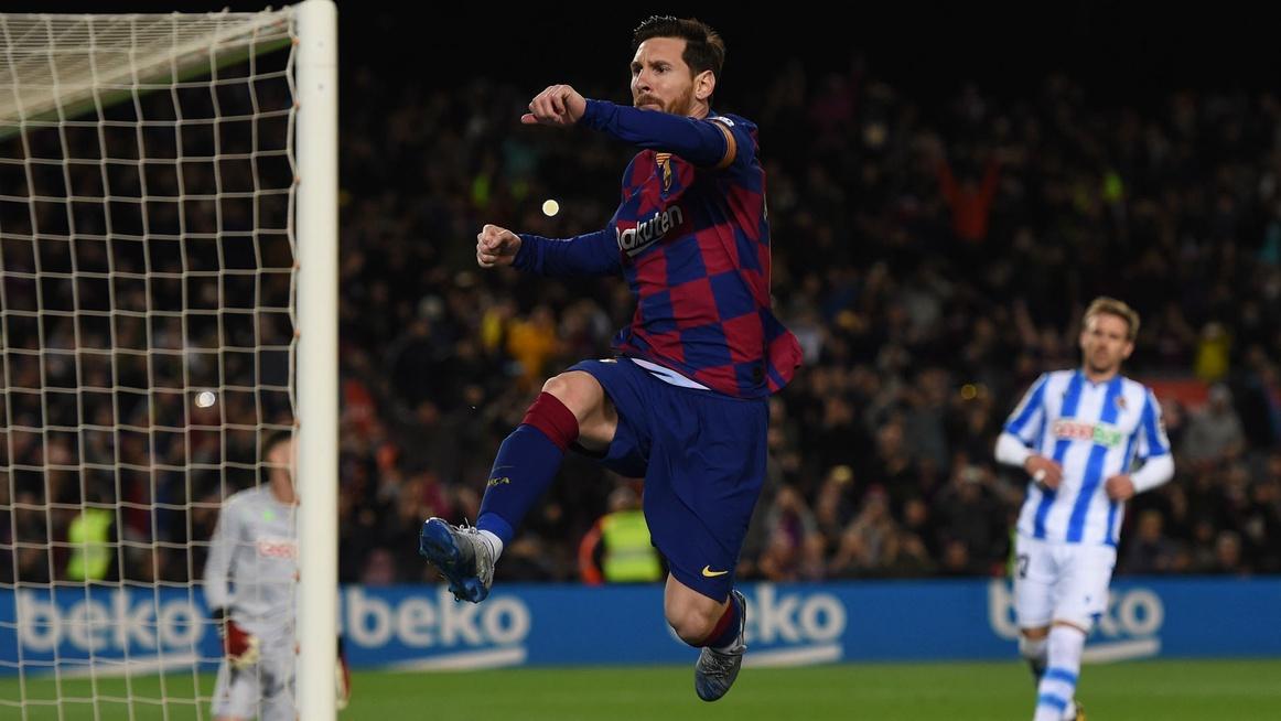 बार्सिलोना र एट्लेटिको मड्रिड २–२ गोलको बराबरीमा