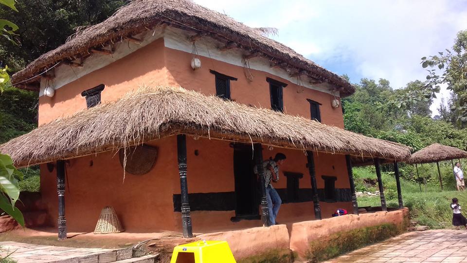 पोखरा स्थित कवि शिरोमणि सङ्ग्रहालय सुनसान