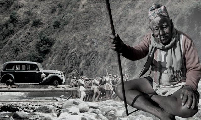 भीमफेदीबाट काठमाडौंसम्म गाडी बोक्ने घलानको निधन