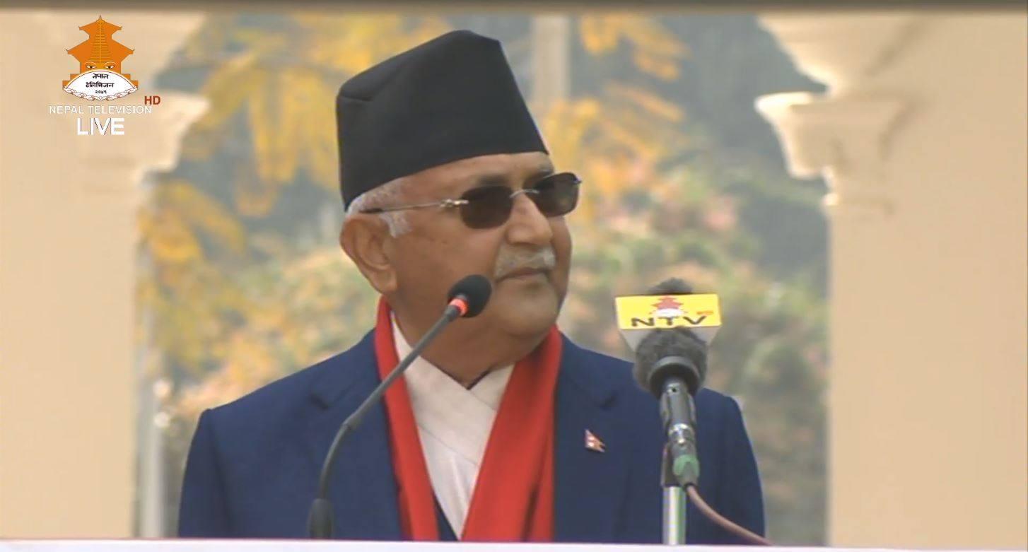 प्रतिपक्षमा रहे पनि समृद्ध नेपालका लागि पार्टी सक्रिय : अध्यक्ष ओली