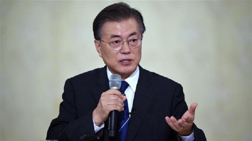 दक्षिण कोरियाका राष्ट्रपतिलाई दोस्रो खोप