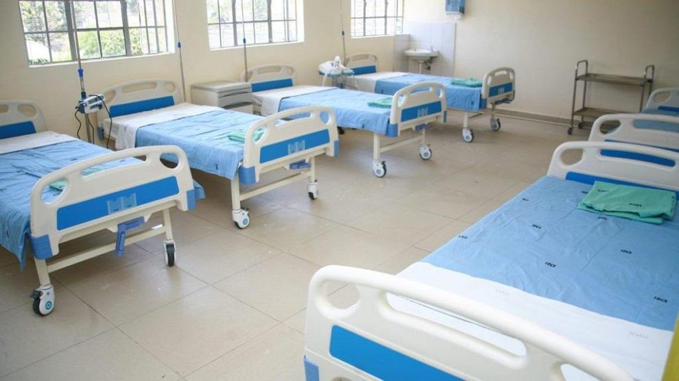 चारनाथ नगरपालिकामा २० शय्याको कोभिड विशेष अस्पताल सञ्चालनमा