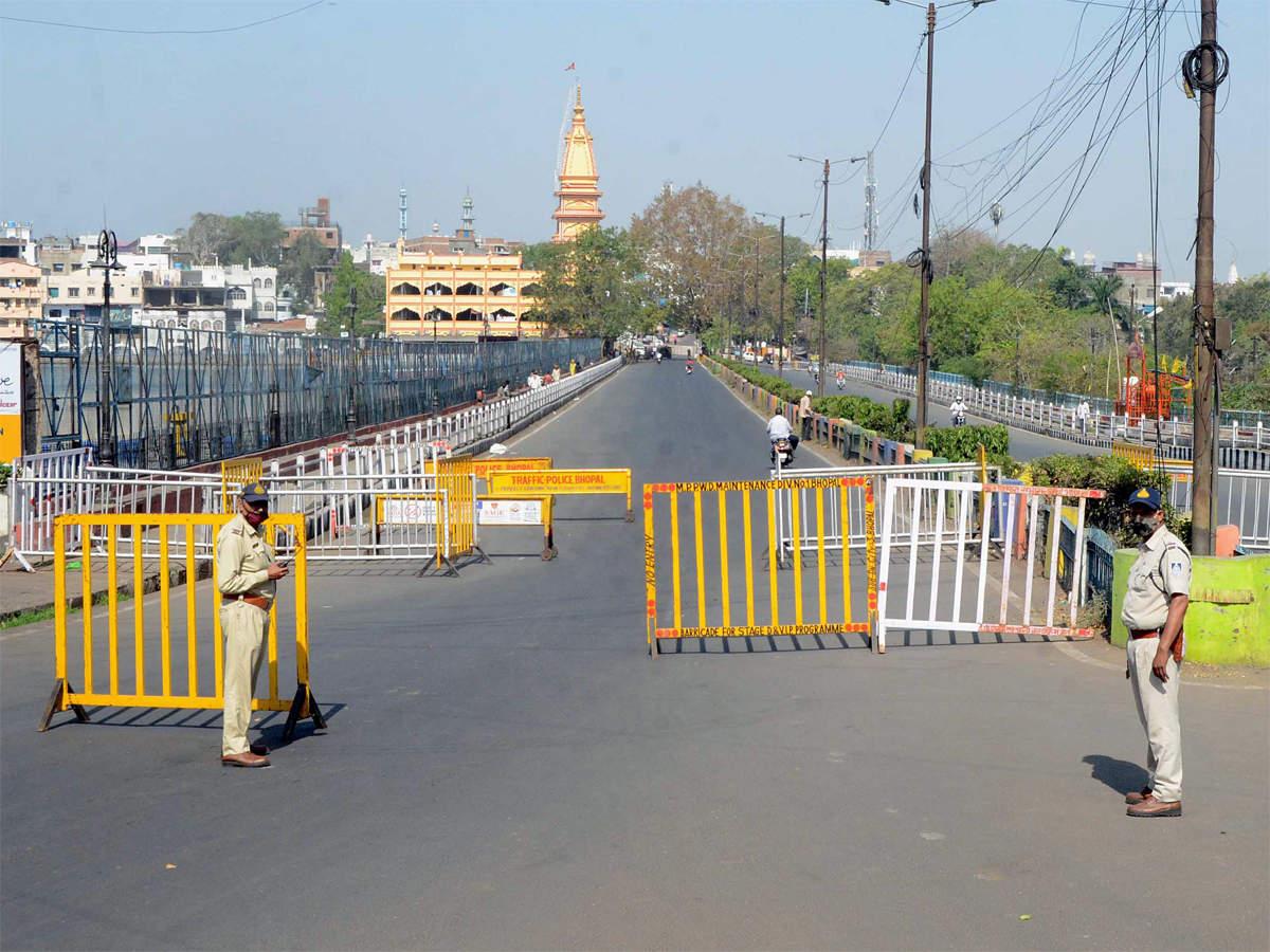 मे १ सम्म भारतको महाराष्ट्र राज्यमा लकडाउन