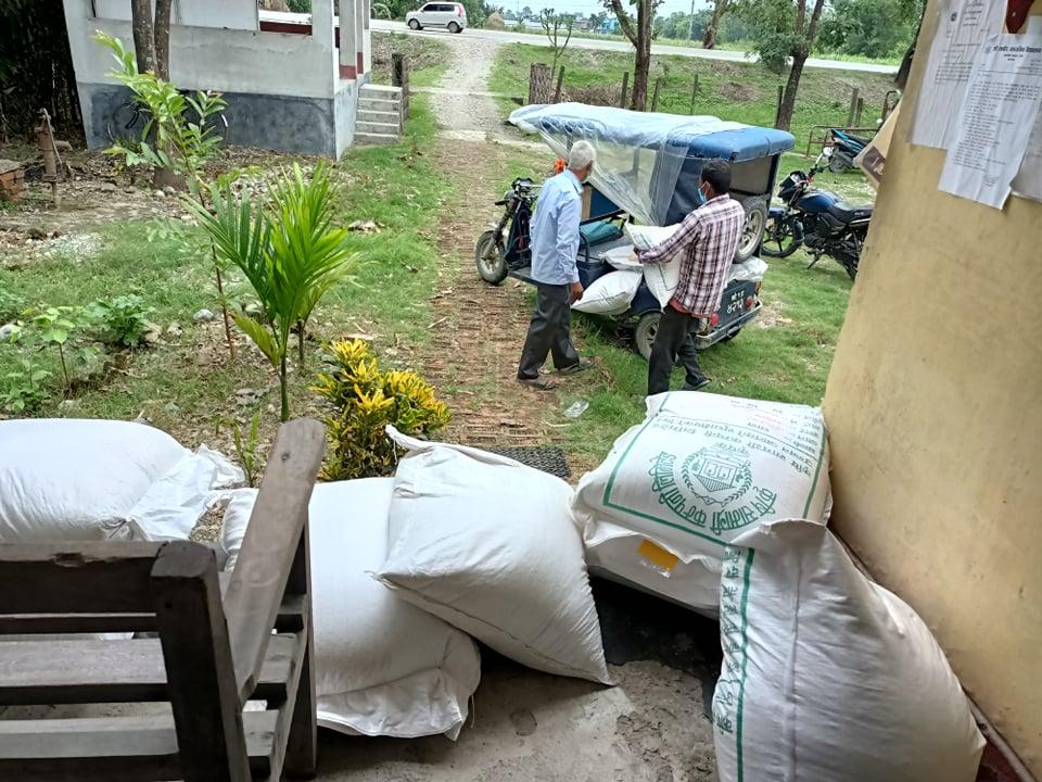 नगरपालिकाले बजारीकरण गरीदिन थालेपछि कृषिप्रति हौसिए कृषक