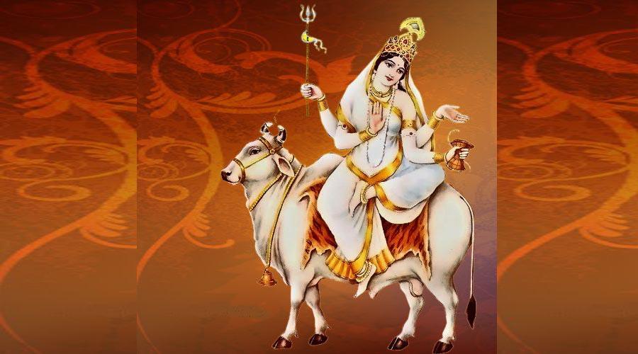 नवरात्रको आठौँ दिन महागौरी देवीको पूजा आराधना गरिँदै