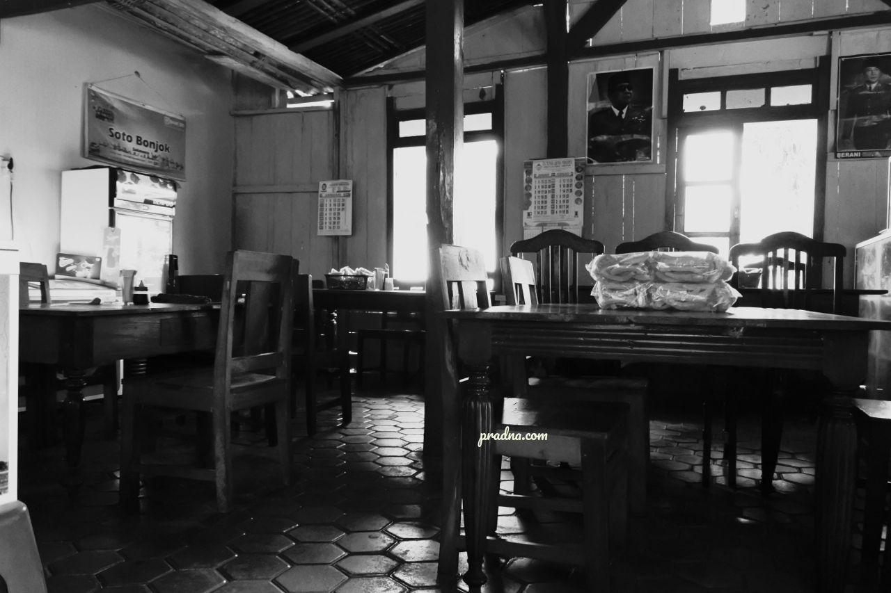 Soto Bonjok wisata kuliner banyumas