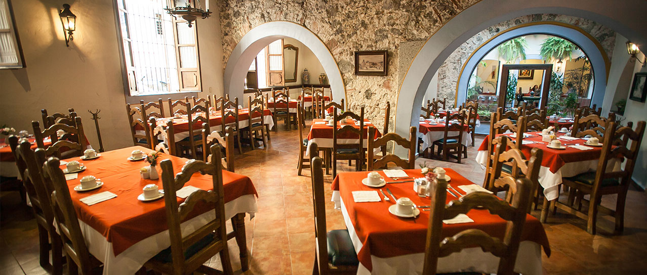 Hotel Mesn del Alfrez Xalapa