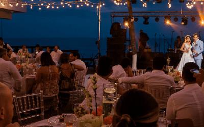 ¿Cuál será el protocolo para la recepción  de mi boda?