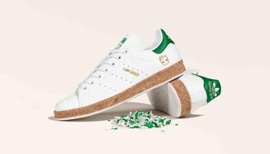 Présentation de la nouvelle paire de basquette Stan Smith d'Adidas
