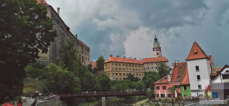 Cesky Krumlov Schloss