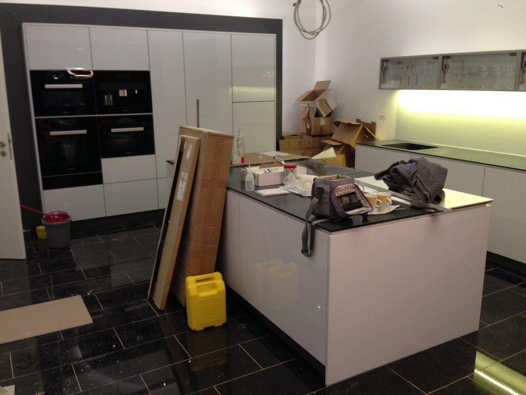Weinregal Küche Ikea | Ubbalt Küche Dunkelbeige Offene Küche Ikea Diy