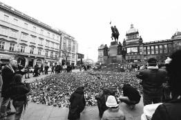 Abschied Vaclav Havel