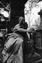 Friedhof auf der Prager Hochburg