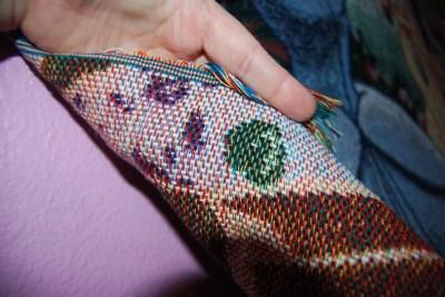 disney princess tapestry back