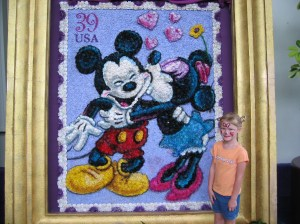 Mickey Stamp