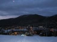 A view of Aspen.
