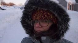Really, really cold.