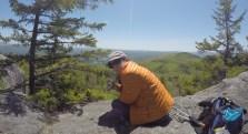 Cold Day at the top of Morgan