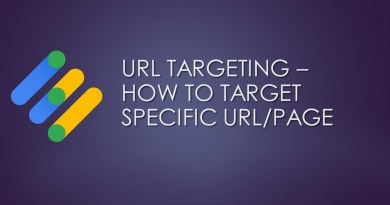 How to target ads on specific URL? – Ready made Solution.