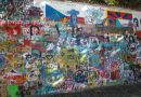 The John Lennon Wall, political protest, and regulated free space