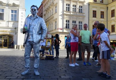 Portraits of Tourism in Prague