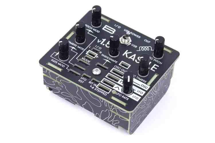 Kastle - mini synťák od Bastl Instruments