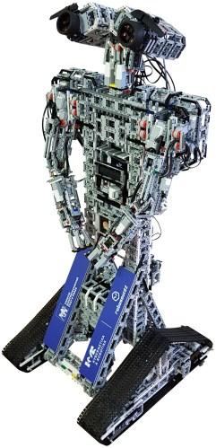 ROBOSOUTĚŽ aneb robotický LEGO koutek
