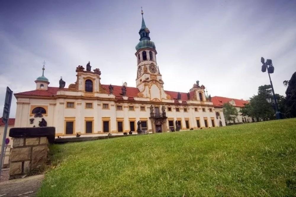 Prague. Loreta - pilgrimage destination in Hradcany