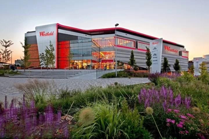 Westfield Chodov shopping mall
