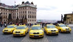 Prague Taxi