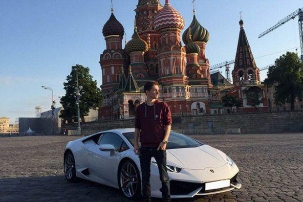 Russian Hacker Nikulin in Moscow