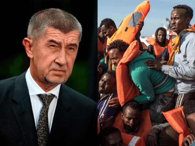 Andrej-Babis-migrants