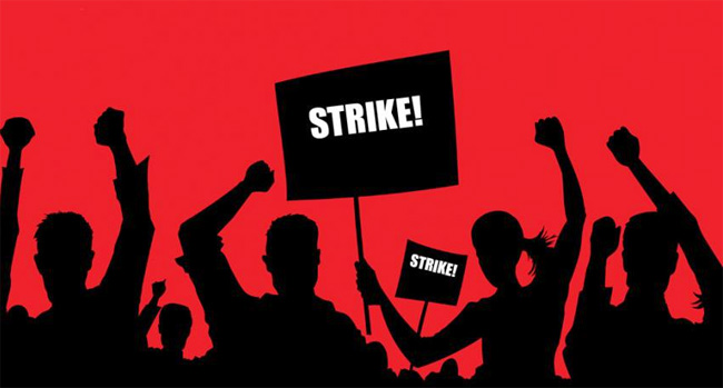 Czech health unions strike