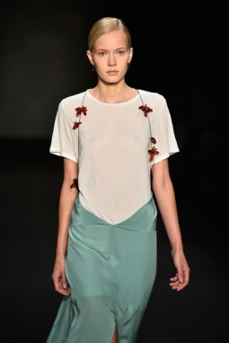 Michael Sontag s/s14 at the most recent Berlin Fashion