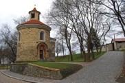 Rotunda of St. Martin, prague steps, personal prague tour guide, prague tours