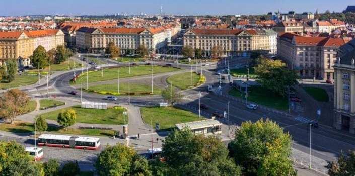 V dubnu Praha vypíše soutěž na novou podobu Vítězného náměstí
