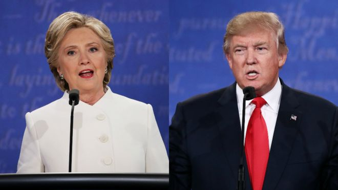 six most powerful phrases of the last US Presidential debate
